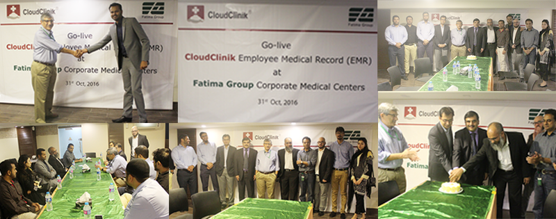 Fatima Group takes employee care to the NEXT level with CloudClinik Employee Medical Records
